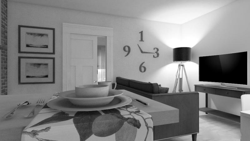 Appartamento di 60mq
